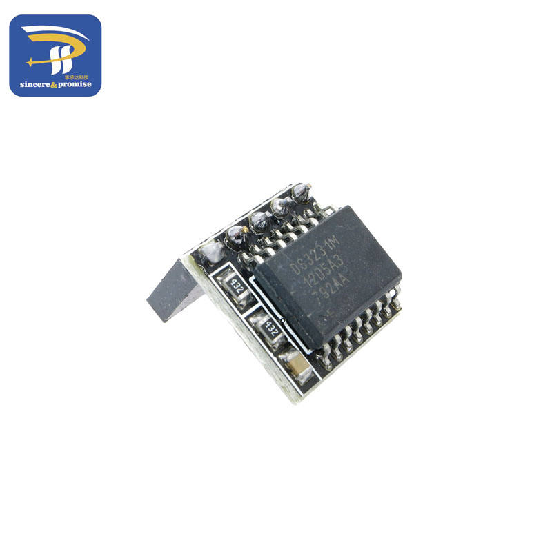 DS3231 Real Time Clock Module for arduino 3.3V/5V with battery For Raspberry Pi