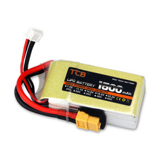 TCB Update 2pcs Lithium Polymer Lipo Battery 11.1V 1500mAh 3S 25C-40C XT60 Plug For RC Helicopter Car Truck Hobby Drone Bateria