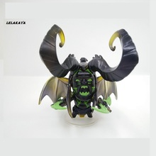 Illidan Stormrage Q Version PVC Action Figure Collectible Model Toy 8.5cm xmas gift brand new(China)