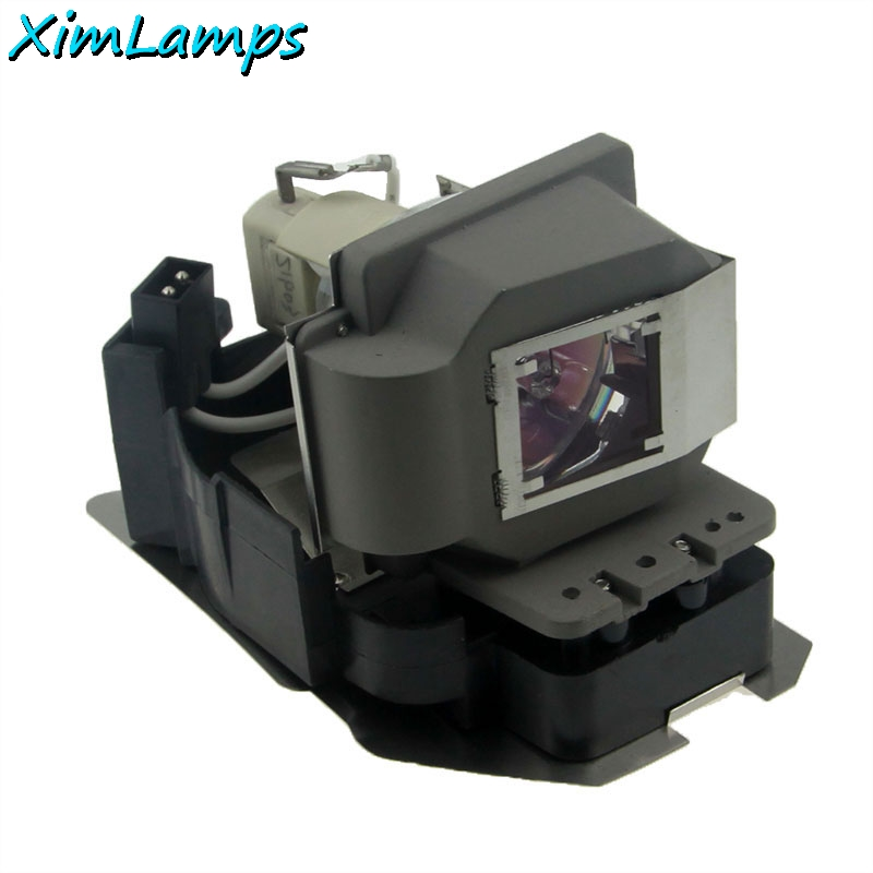 VLT-XD520LP Projector Lamp with housing/case for Mitsubishi EX52U,EX53E,EX53U,LVP-XD520U,XD520U,XD530U<br>
