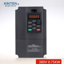 380V 0.75KW 2.5A VFD/frequency converter/ variable frequency inverter/ ac drives 3 Phase