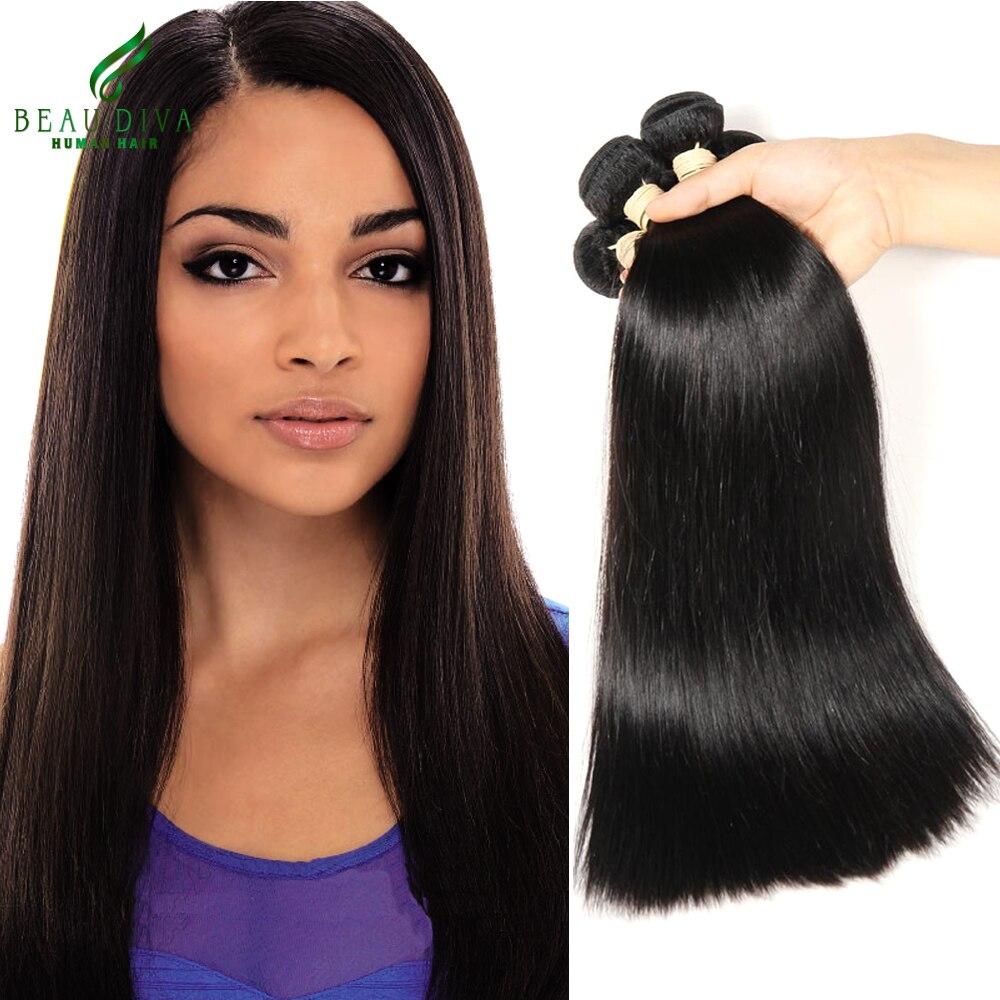 New Peruvian Virgin Hair Straight 7A Beau Diva Hair Peruvian Straight Hair Shed Free Natural Shine Virgin Peruvian Hair Bundles<br><br>Aliexpress