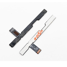 5 Pcs/lot, Power Volume Side Button Flex Cable For Motorola MOTO C Plus Power Volume Flex Cable Replacement Parts(China)
