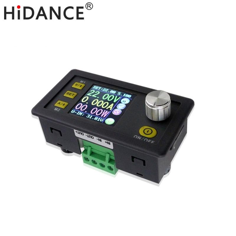 50V 5A 250W LCD converter Adjustable Voltage meter Regulator Programmable Power Supply Module Voltmeter Ammeter Current tester<br>