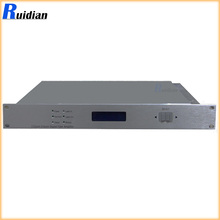made in china dual power supply 14dB 1550nm fiber optic catv amplifier edfa RED5016(China)