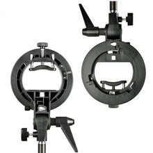 Godox S-Type Bracket Bowens Mount Holder for Flash Softbox Snoot Reflector Studio Photo Soft box Reflector Bracket Holders