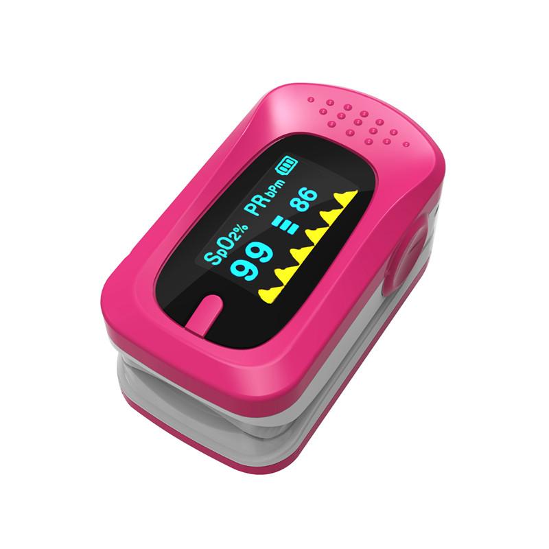 Portable Finger Pulse Oximeter Digital Blood Oxygen Pressure Meters Device Medical Equipment Household Health Monitors 14