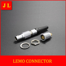 International brand connector metal plug socket 5pin,LEMO  FGG.1B.305.CLAD**Z , EGG.1B.305.CLL,automatic locking