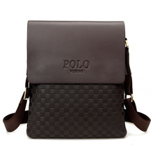 2017 Fashion Polo Videng Brand Men's Messenger Bags Men PU Leather Shoulder Bag Cross Body Design Male Handbag VP-4