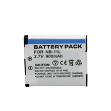900mAh Canon NB-11L NB11L Digital camera battery PowerShot A2300 A2400 A3400 A4000