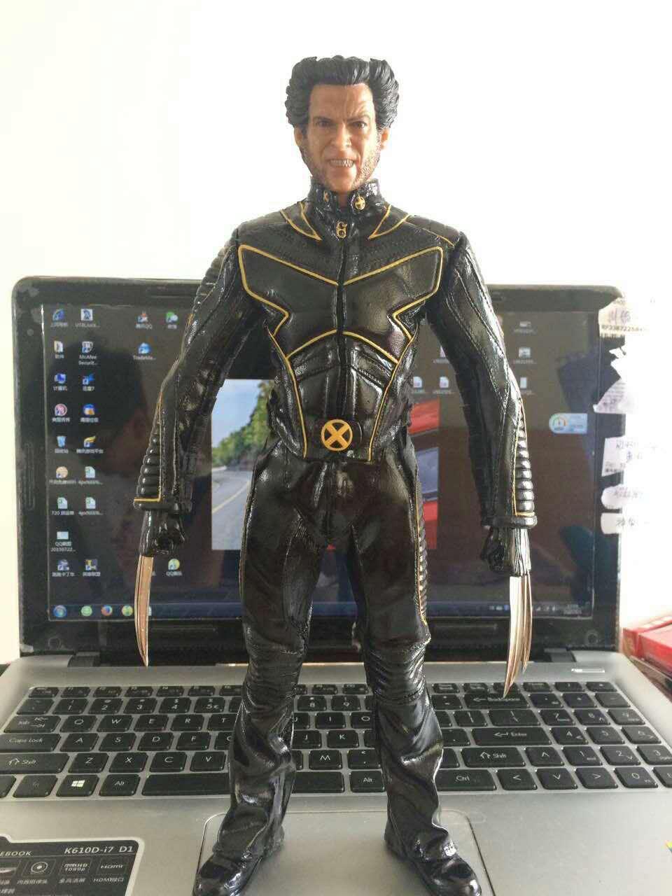 Movie Figure 29 CM Comics X-Men The Last Stand Logan Wolverine PVC Action Figure Kids Gift Model Collectibles Toys<br><br>Aliexpress