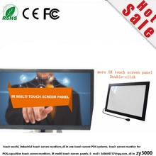 2016 Kiosk Usb Power Monitor 5 pcs / lot,4 Wire Resistive Touch Screen Panel,fast Shipping 6.9 Inch Panel.touchscreen Panel(China)