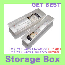 closet drawer storage box plastic adjustable divider