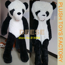 New 180cm Huge toys Panda Bear Skin Plush toys for KIDS (Without Stuff) Teddy Bear Toys High Quality Plush doll Pillow