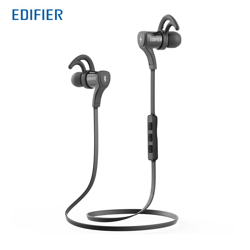 Edifier W288BT Sport Headphones Bluetooth V4.0 Earphones Noise Cancelling Headphone with Microphone for phone <br>