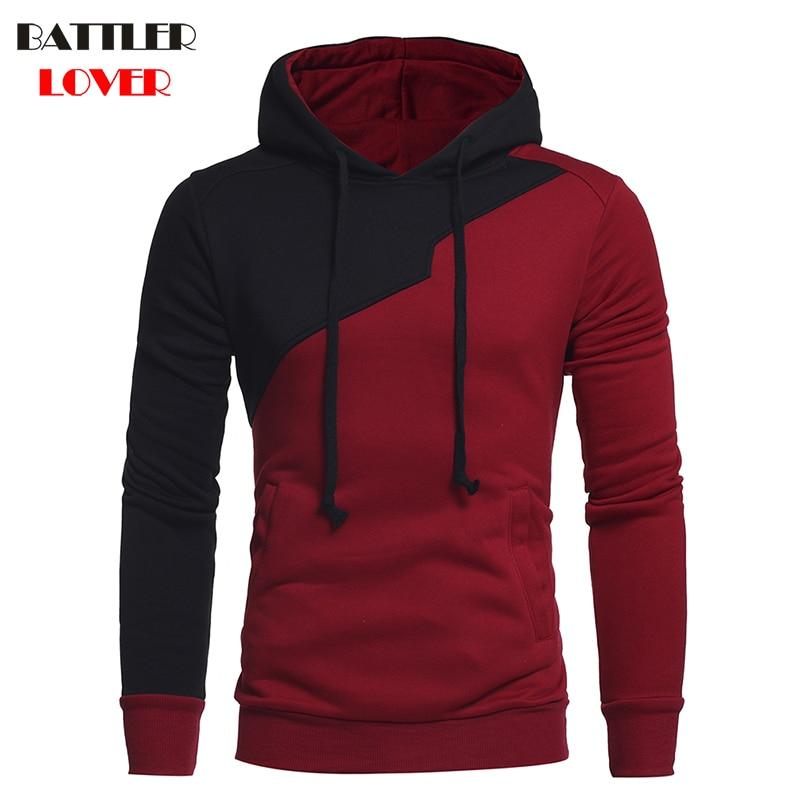2018 New Hoodies Men Hoody Sweatshirts Mens Hoodies Fashion Hooded Hoodie Pullover Jackets Males Spring Sweatshirt Tracksuits