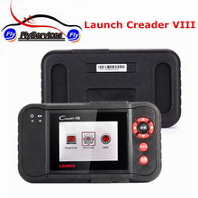 Launch Creader VIII Code Reader Same Function As CRP129 Creader 8 Update Via Official Website Support Multi-languages(China)