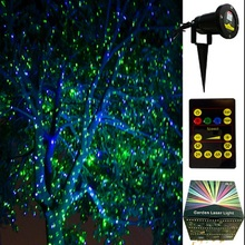 2016 new products Star light Christmas decorations Outdoor Laser Lights shower Xmas decoration light/Outdoor laser Projector