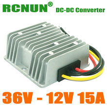 DC 36V to DC 12V 15A Step Down 180W Power Converter, DC/DC Converters