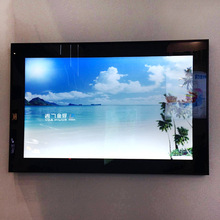 Wholesale Restaurant Outdoor Wall Mounted Led Menu Boards Waterproof LED Advertising Light Box Signage 50x70CM
