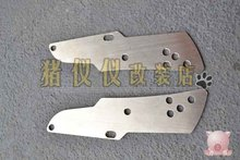 For Mazda 3 mazda3 rx8 tailplane stainless steel(China)