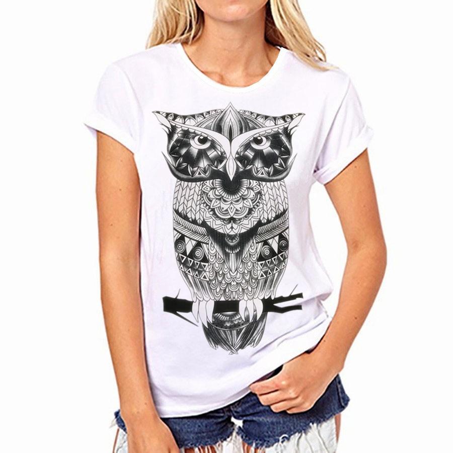 17 couleur D'été T-shirt Sexy Femmes Casual Tops Coton T-Shirt Harajuku Shirts Licorne O-cou À Manches Courtes Tops T-shirt Femelle 29