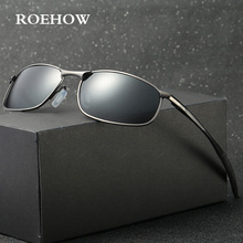 ROEHOW Brand New Polarized Men's Sunglasses 7 Color Sun Glasses Men Driving Goggle Eyewear Accessories
