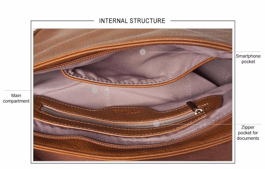 AMELIE GALANTI casual crossbody bag soft cover solid saddle fashion women messenger bags high quality shoulder bag for women (17)