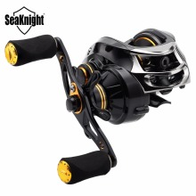 SeaKnight LYCAN Baitcasting Fishing Reel 205g 12BB 7.0:1 5KG Fishing Reels Bait casting Reel Magnetic Systems Water Drop Wheel(China)