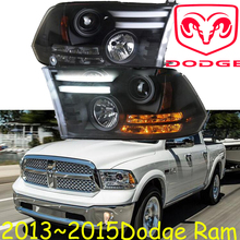 Ram headlight,1500,2013~2015year,Fit for LHD&RHD,Free ship!Ram fog light,2pcs;Journey, Ram fog light