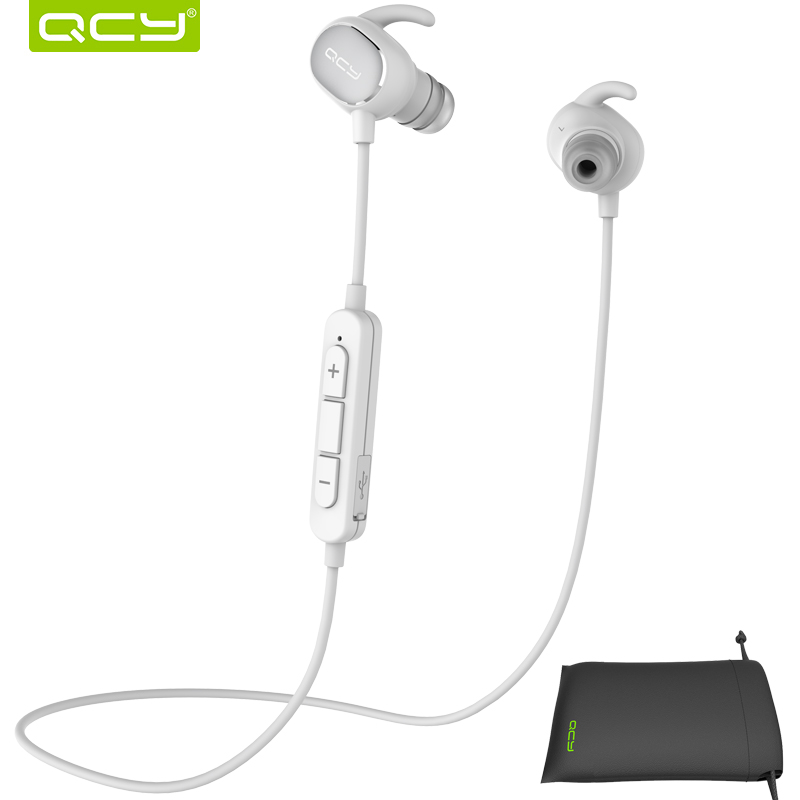 QCY combination sets QY19 sports wireless bluetooth 4.1 aptx stereo headphones stereo earphones headset and portable pouch<br><br>Aliexpress