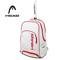 HEAD Tennis Bag HEAD Tennis Racket Bag Can Hold 1&2 Rackets Badminton Bag Badminton Backpack Tennis Backpack Double Shoulder Bag