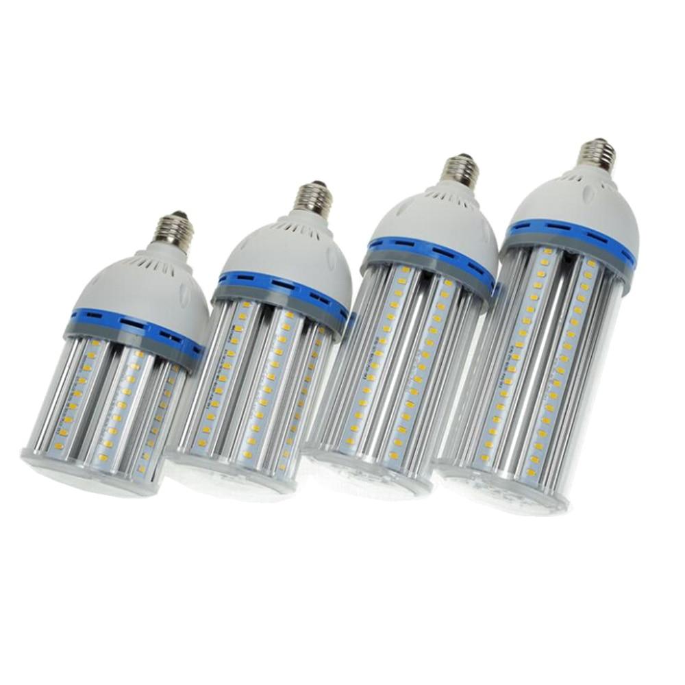 LED Corn light 27W 36W 45W 54W led street light E27 E40 LED high bay Light LED garden light AC85-265v<br>
