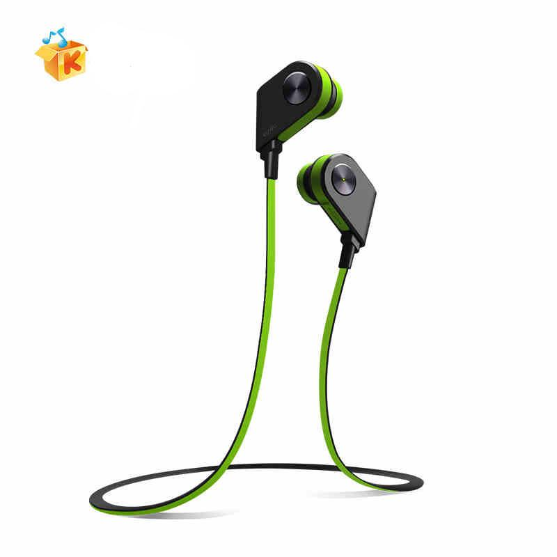 Genuine Kuwo K1 Bluetooth 4.1 Headset Wireless Headphones Sports Stereo Earphone Magnet Switch Bass Headphone iPhone/Samsung