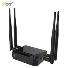 300Mbps OpenWRT 4G Wireless WiFi Router With SIM card Slot Support HSPA UMTS TD-LTE FDD-LTE WCDMA GSM GPRS