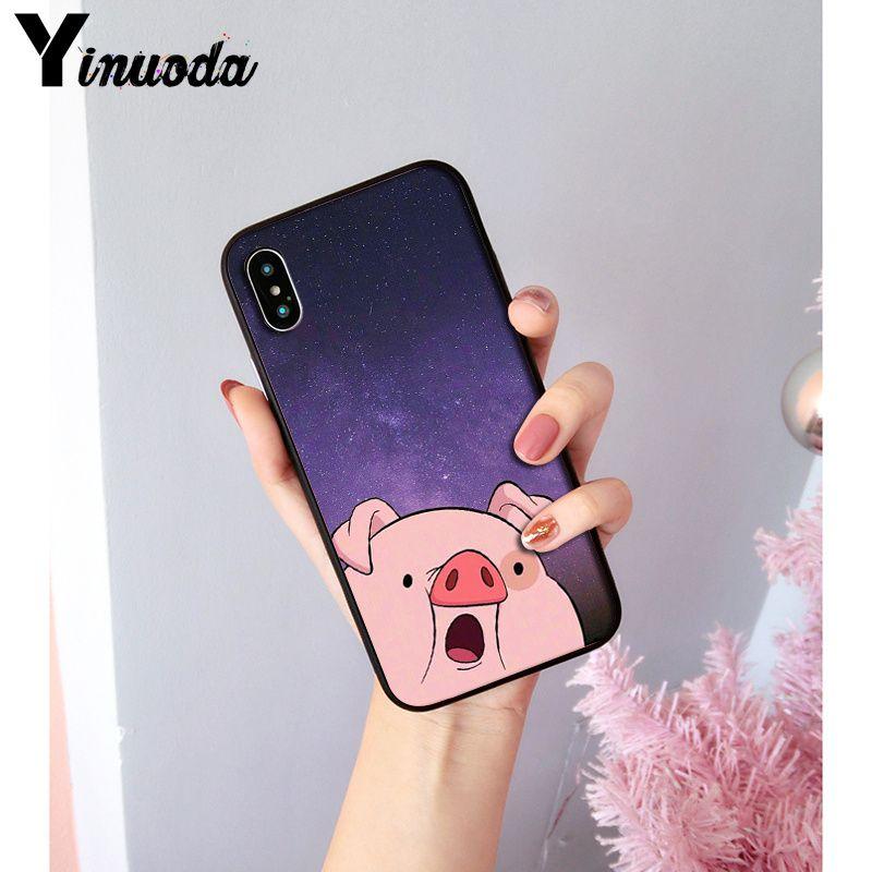 Cartoon Anime Gravity Falls pig