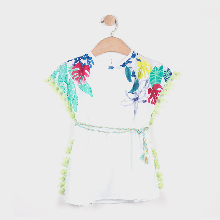 1-7 years old C girl dress summer <br>