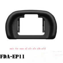 Replace Plastic Eyecup EP11 Eyepiece Cap Viewfinder Camera Accessories EP11 for sony nex A7 A7R A7S A7K A7II A7R A7S FDA-EP11(China)
