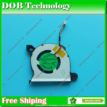 New and Original CPU Cooling fan for Toshiba NB300 NB305 notebook laptop cooler fan AB4105HX-KB3 heatsink free shipping Q