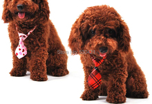(20 Pieces/lot) Mixed Colors Fashion Dog Pet Tie Bow Puppy Cat Ties
