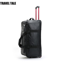 TRAVEL TALE 30 Inch men travel bags super large rolling luggage bag big trolley made by waterproof Oxford
