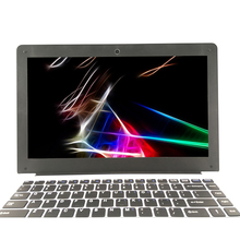 lowest price laptop and  Fast Running Netbook laptop computer case notebook window 10 laptop with 4GB RAM 32GB eMMC notebook