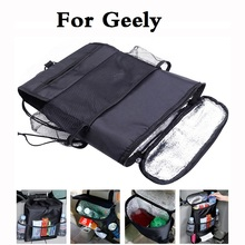 new Car Seat Organizer Cooler Multi Pocket Bag For Geely FC (Vision) GC6 GC9 Haoqing LC (Panda) Cross MK MK Cross MR Otaka SC7