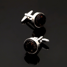 XK High quality men's shirts Cufflinks car oil table Cufflinks brand of men's clothing accessories manufacturers wholesale level