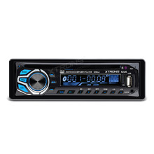 XTRONS Universal 24V Single 1 One Din In-Dash LCD Screen FM / USB / SD / DVD / VCD / CD Car DVD Player(China)