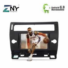"7"" Android 6.0 Car DVD For Citroen C4 C-Triomphe C-Quatre 2004 2005 2006 2007 2008 2009 Auto Radio RDS GPS Navigation DAB+ WiFi"