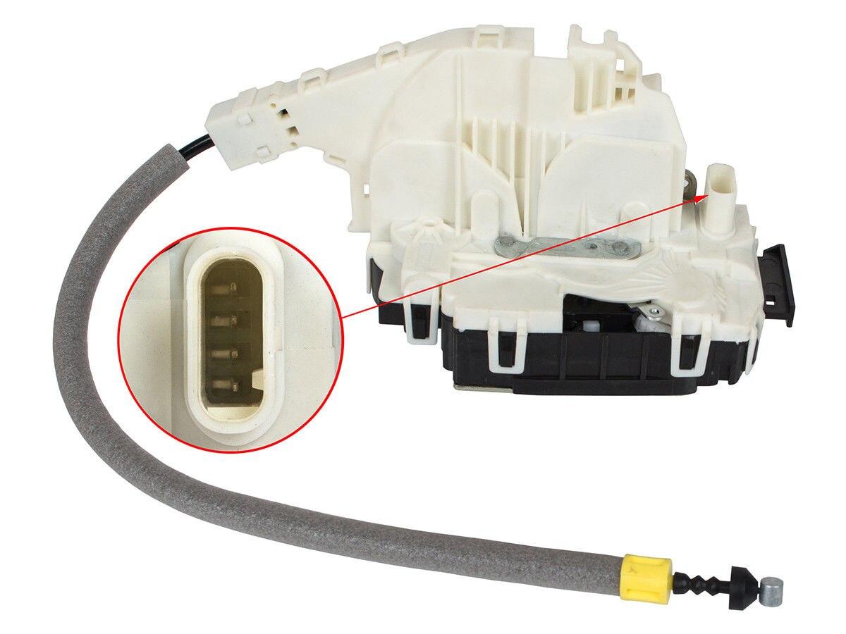 2x SERRURE DE PORTE engrenage ressort actionneur moteur Gauche Droit pour MERCEDES CLASSE M w164