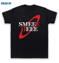 GILDAN 100% Cotton O-neck printed T-shirt Red Dwarf T Shirt Kryton Smeg Head Smeee Hee(China)