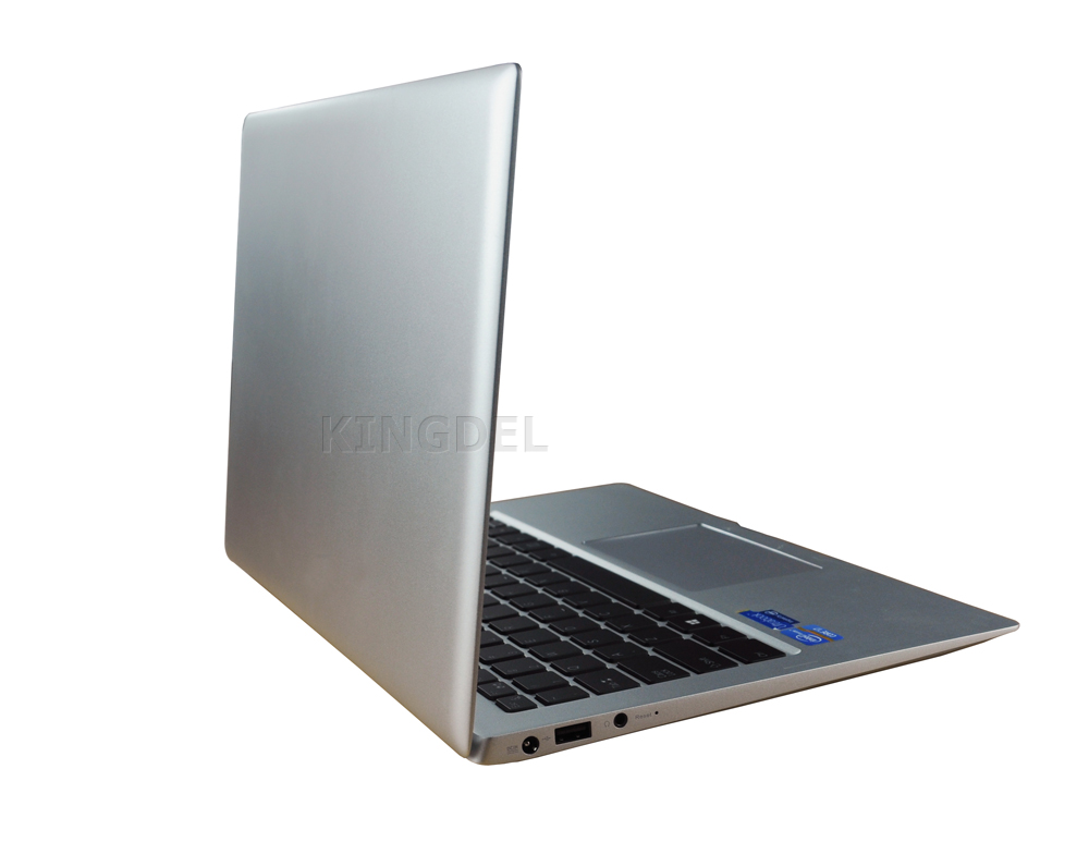 13.3 Inch i7 7th Gen laptop Computer Core i7 7500U Max 3.5GHz 4M Cache Ultrathin Notebook Backlit Keyboard bluetooth Metal Case