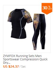 Men Running sets